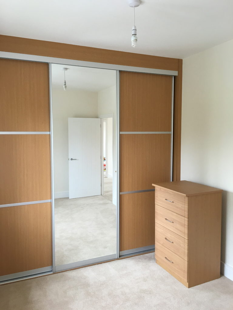 Simply Fitted Wardrobes Sliding Wardrobe Doors Fitted
