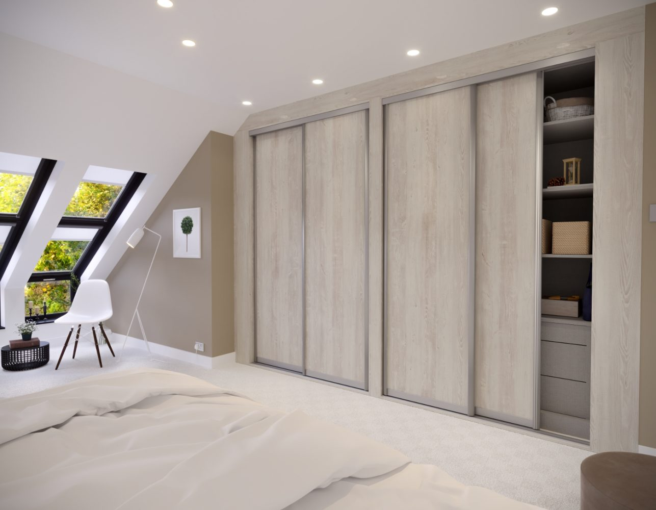 Simply Fitted Wardrobes in Essex - Beautiful Fitted ...