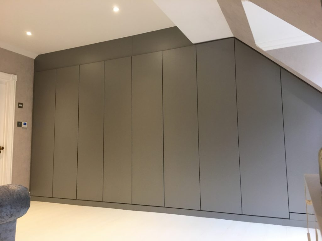 Simply Fitted Wardrobes Bespoke Fitted Wardrobe